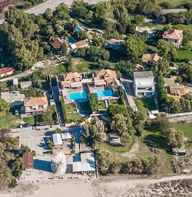 Agios Ioannis Villas Lefkada Main 2